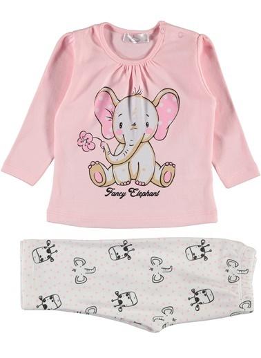 Asymmetry Pijama Takım Ekru